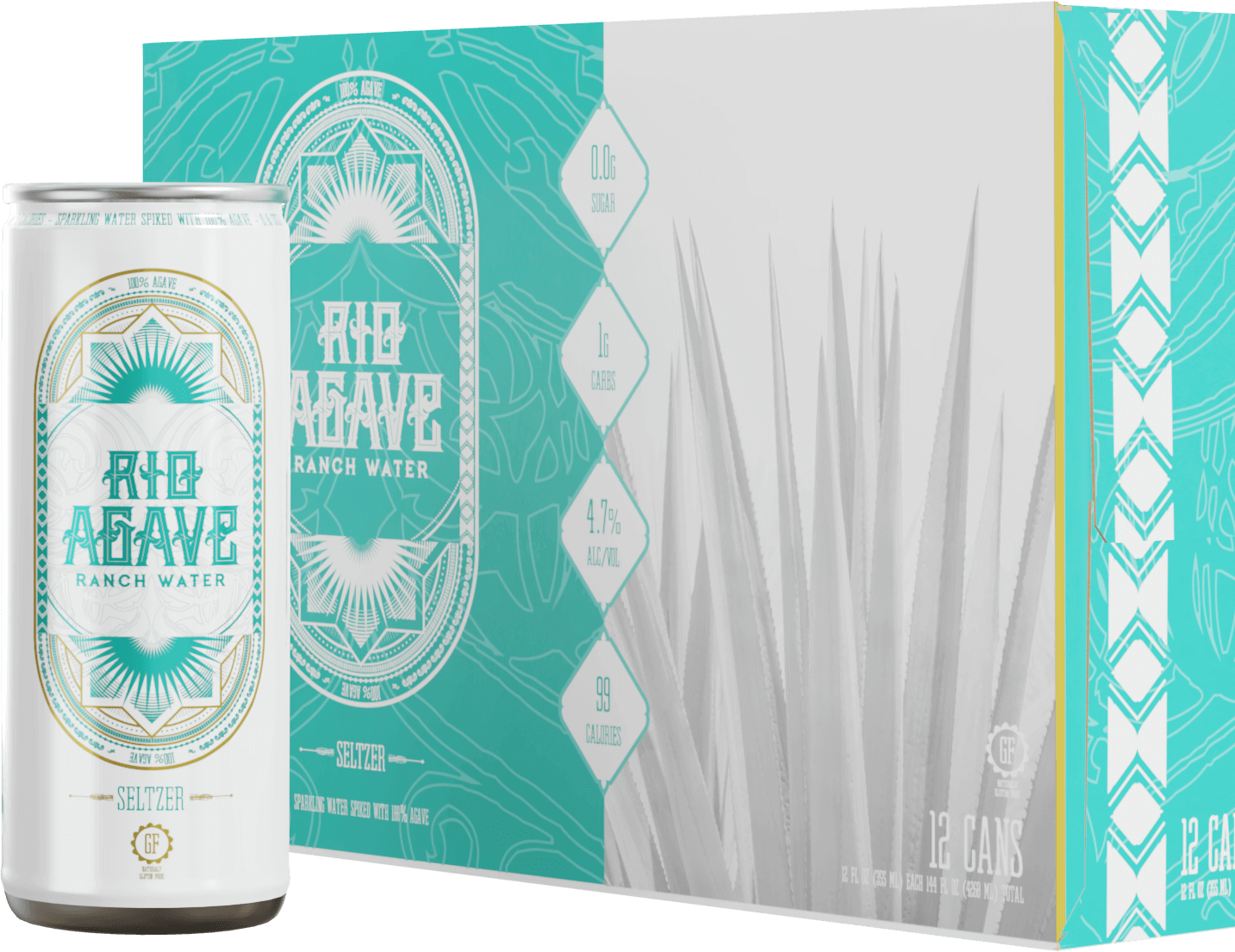 Rio Agave Ranch Water